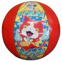 特価 ビーチボール 40cm 妖怪ウォッチ キャラクター 子供用 ( おもちゃ 水遊び 水あそび 妖怪ウオッチ )