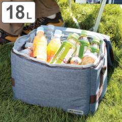 保冷バッグ 折りたたみ 18L 2way リュック ショルダーバッグ ( クーラーバッグ クーラーバック 保冷バック 保冷 ソフトクーラーバッグ