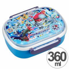 お弁当箱 小判型 アプリモンスターズ 360ml 子供用 キャラクター ( 食洗機対応 ランチボックス 小判型弁当箱 1段 子供用お弁当箱