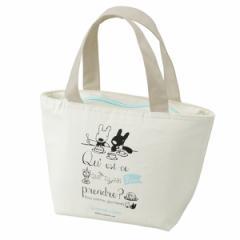 ランチバッグ 保冷 リサとガスパール トート型 ( トートバッグ 保冷バッグ クーラーバッグ 保冷ランチバッグ お弁当バッグ お弁当袋 お
