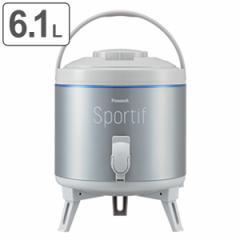 ウォータージャグ キーパー 6.1L 日本製 ジャグ ( 保温 保冷 水筒 アルミ製 大容量 スポーツジャグ ウォーターキーパー 6L 6リットル 広