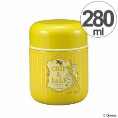 保温弁当箱 スープポット 280ml 真空二重構造 チップ&デール ( デリカポット お弁当箱 スープジャー 保温 保冷 ランチポット ラン