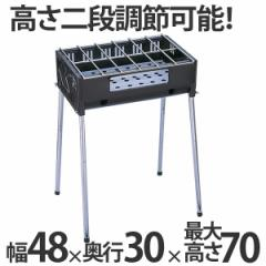 【クーポン配布中】バーベキューコンロ アストル ダッチオーブン バーベキューコンロ480 網・鉄板付き