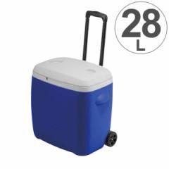 クーラーボックス リガードホイールクーラー 大容量 キャスター付き 28L キャプテンスタッグ ( 送料無料 保冷バッグ クーラーバッ