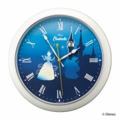掛け時計 シンデレラ 時計 壁掛け時計 プリンセス ( クオーツ時計 掛時計 壁掛け クロック ウォールクロック とけい アナログ おしゃれ