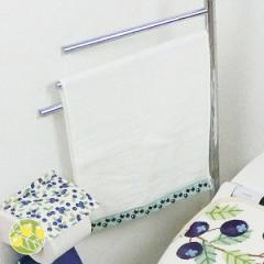 タオル フェイスタオル SDS ルンド ( たおる 綿 綿100 綿100% コットン ガーゼ パイル 果物 植物 北欧 デザイン ナチュラル シンプル