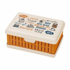 サンドイッチケース 折りたたみ お弁当箱 1段 グラフィティー ( 弁当箱 サンドイッチ コンパクト サンドウィッチケース ランチボックス