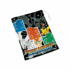コップ袋 ポケットモンスター ベストウィッシュ 子供用 キャラクター ( 幼稚園 保育園 ポケモン コップ入れ 巾着袋 子供用コップ袋 キャ