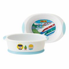 小鉢 400ml プラレール19 ボウル 食器 キャラクター ( 電子レンジ対応 食洗機対応 うつわ プラレール ベビー食器 赤ちゃん 食器 すくい