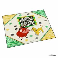 ランチクロス ナフキン ライオン・キング 子供 ランチョンマット ( お弁当包み ランチマット 給食ナフキン 子ども用 ナプキン 給食ナプ