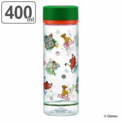 水筒 直飲み プラスチック 軽量 ライオン・キング 400ml ウォーターボトル ( マグボトル ボトル プラボトル ダイレクトボトル ブローボ