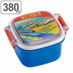 お弁当箱 デザートケース プラレール 160ml 子供 キャラクター 1段 ( 子供用 フルーツケース ランチボックス 食洗機対応 レンジ対応 幼