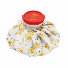 アイスバッグ 氷のう Mサイズ ポケットモンスター ピカチュウ ( 熱中症 暑さ対策 発熱 アイシング 氷袋 氷嚢 冷却 キャラクター アイシ