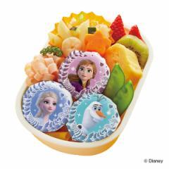 おにぎりラップ アナと雪の女王 18枚入 留めシール付き お弁当グッズ ( おにぎり 幼稚園 保育園 日本製 ラップ キャラクター 18枚 おむ