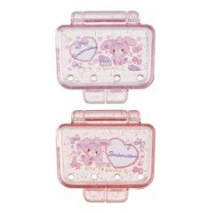歯ブラシキャップ 2個入 ぼんぼんりぼん ラブレター 子供 キャラクター ( 歯ブラシ 携帯用 キャップ ケース カバー キャラ 幼稚園 保育