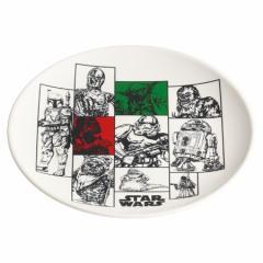 特価 【アウトレット セール】 メラミン皿 スターウォーズ STAR WARS お皿 ( 食器 割れにくい メラミン 皿 プラスチック製 スター・ウォ