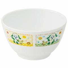 茶碗 いないいないばあっ! 食洗機対応 子供用食器 キャラクター ( 茶わん ご飯茶碗 プラスチック製 いないいないばぁっ 割れにくい