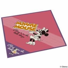 【クーポン配布中】ランチクロス 大判 ミニーマウス バッジコレクション キャラクター