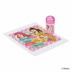 おしぼりセット ディズニープリンセス プリンセス ケース付き 子供 キャラクター ( おしぼり 幼稚園 保育園 お弁当グッズ おしぼりケー