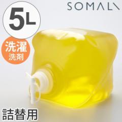 そまり SOMALI 洗剤 洗濯用液体石けん 大容量 5L ( 送料無料 洗濯用洗剤 洗濯用品 せっけん 石けん 石鹸 天然 日本製 オーガニック