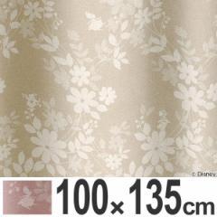 カーテン 遮光カーテン スミノエ アリス スウィートフラワー 100×135cm ( 送料無料 遮光 ディズニー ドレープカーテン Disney ふ