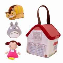指人形 セット となりのトトロ おもちゃ 読み聞かせ 玩具 赤ちゃん キャラクター ( フィンガーパペット 人形 ベビーおもちゃ オモチャ