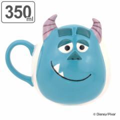 マグカップ 350ml モンスターズインク サリー フェイスマグ ディズニー キャラクター ( 電子レンジ対応 食洗機対応 カップ マグ コップ