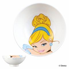 お茶碗 子供用 200ml シンデレラ 飯碗 磁器 食器 キャラクター ( 茶碗 子供用食器 ライスボウル ディズニー プリンセス 子ども キッズ