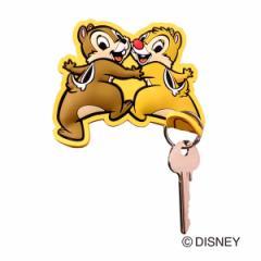 フック マグネットフック Disney チップ&デール ( マグネット 磁石 鍵フック 小物フック キーフック 収納 チップとデール ディズニー