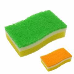キッチンスポンジ デュアロ ソフトスポンジ ( スポンジ 食器洗い 台所用スポンジ 食器洗い用スポンジ ソフトタイプ お掃除 キッチン用