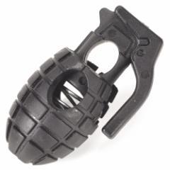 コードストッパー プラスチック 手榴弾型[411814]