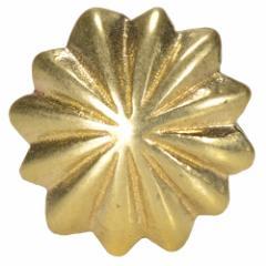 コンチョ アンブレラ 真鍮 13mm[411862]