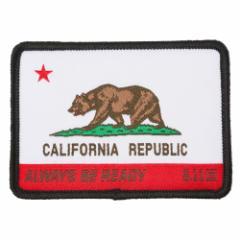 5.11 タクティカル カリフォルニア州旗 ベアフラッグ パッチ 81071 [ マルチ ][5t81071999]