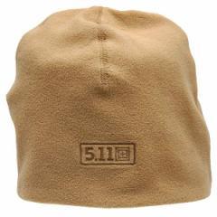 5.11Tactical ワッチキャップ フリース帽子 89250 [ L/XLサイズ / コヨーテブラウン ][5t89250cblxl]