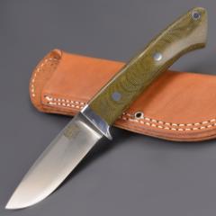 [送料無料]バークリバー アウトドアナイフ Classic Hunter[ba155mgc]
