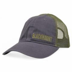 ブラックホーク 野球帽 トラッカー メッシュバック EC05 [ スレート ][bhec05slos]