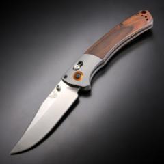 [送料無料]ベンチメイド 折りたたみナイフ 15080-2 クルックドリバー 直刃[bm150802]