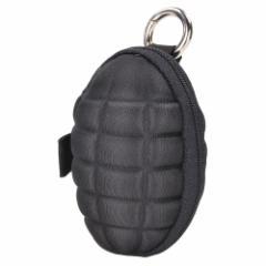 CONDOR キーケース 手榴弾型キーホルダー [ ブラック ][co221043002]