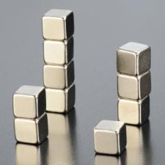 ナイフディスプレイ 強力磁石 スクエア型 10個[mi115]