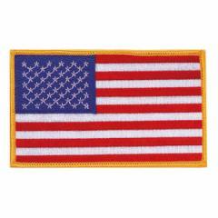 Rothco ミリタリーワッペン 1582 星条旗[ro1582]