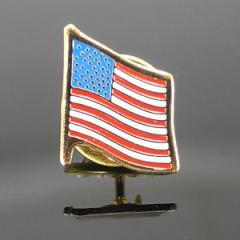 Rothco ピンバッジ 1776 星条旗[ro1776]