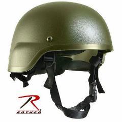 ROTHCO ヘルメット MICH2000 タクティカル レプリカ [ オリーブドラブ ][ro1997]