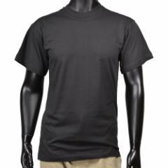 Rothco Tシャツ 半袖 無地 コットン [ ブラック / Lサイズ ][ro6989L]