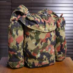 スイス軍放出品 70年代 フィールドジャケット対応 バックパック[s3080]