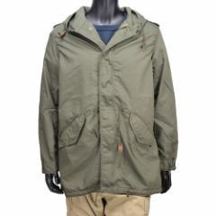 大感謝価格 ALPHA フィールドジャケット M-51 フィッシュテール オックスフォード [ オリーブ / XLサイズ ][ta1123019xl]