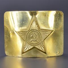 軍放出品 ベルトバックル ロシア・ソビエト軍 デッドストック[wbwsurp03]