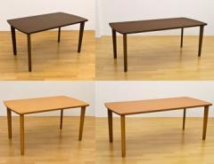 ダイニングテーブルのみ 135幅  Richmond  sk-nvh02  /ダイニングテーブル/ダイニングテーブル/6人掛け/4人/丸/折りたたみ/伸縮/3点/北欧