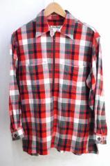 エディーバウアー Eddie Bauer ネルシャツ サイズJPN:S メンズ 【中古】【ブランド古着バズストア】