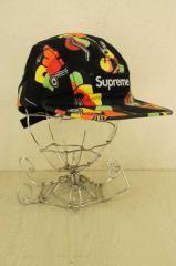 シュプリーム Supreme キャップ帽子 サイズ表記無 メンズ 【中古】【ブランド古着バズストア】
