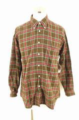 【ブランド古着バズストア】 サイズ ボタンダウンシャツ メンズ シャツ Supreme 【中古】 【090218】 [L] (シュプリーム)